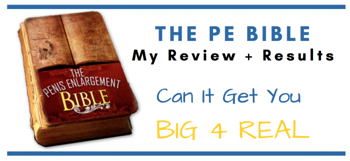 a featured image of the pe bible for a consumer review