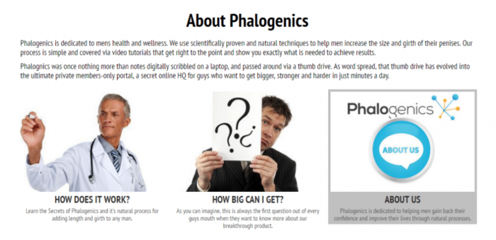 image of what you get with the phalogenics program