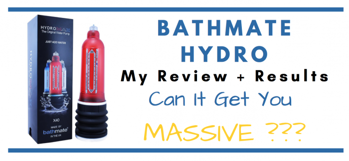 BATHMATE HYDRO MAX FEATURED PRODUCT IMAGE
