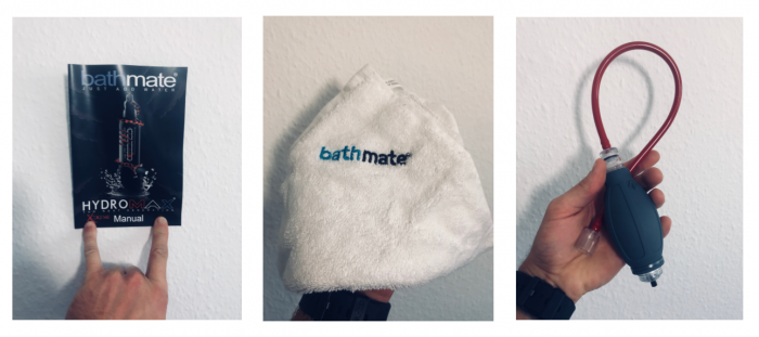 featured image of product you get in the bathmate hydro max bundle