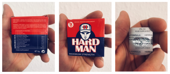Hardman Maximum Strength pills featured image for consumer review