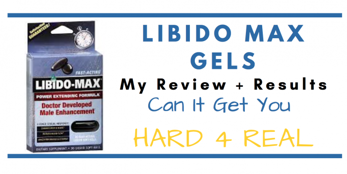 featured image of libido max gels box for consumer review article