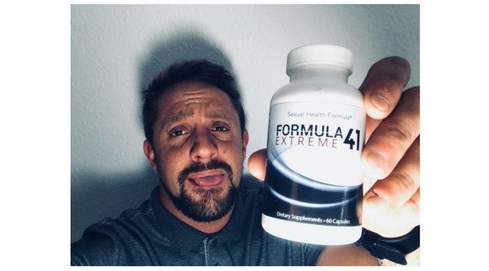 formula 41 extreme featured image of me with product for consumer review article