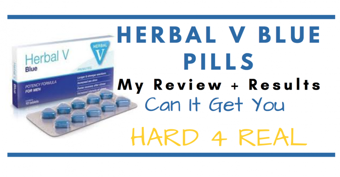 Herbal v Blue Pills featured image for consumer review article