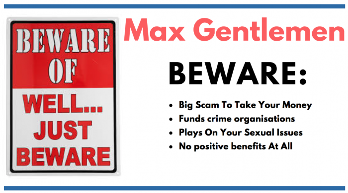 image saying beware for consumer advice report article