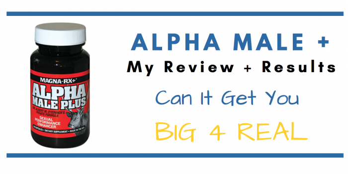 featured image of the alpha male pills product for consumer review