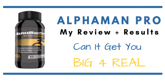 Alpha Man Pro pills featured image for review article