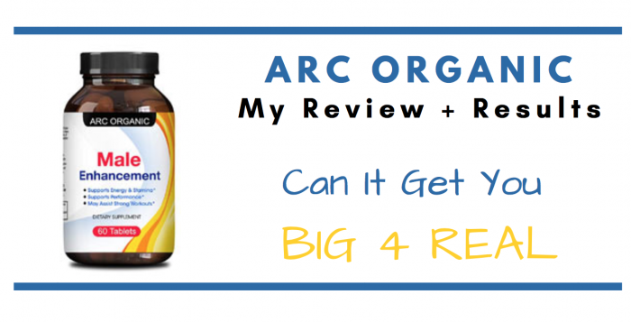 featured image of Arc Organic pills bottle for consumer review article