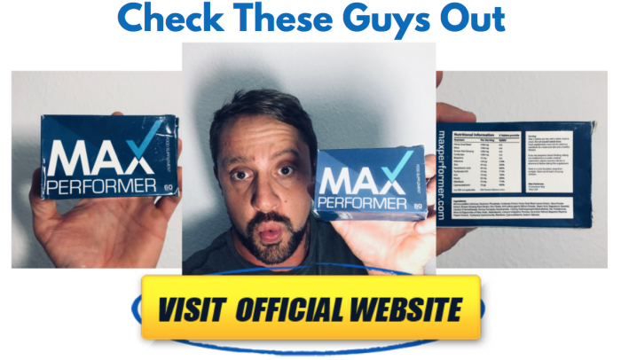 Link to the official max performer website