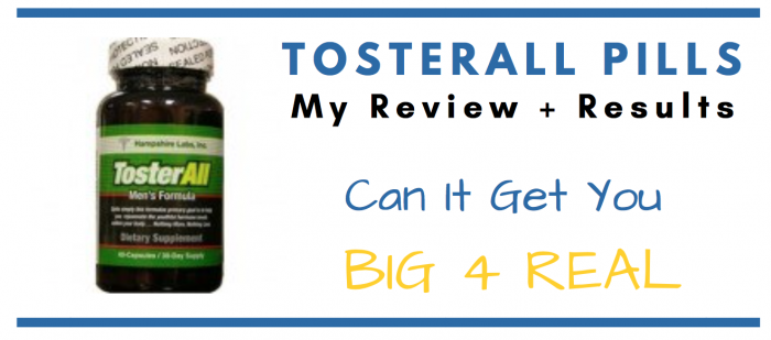 Tosterall Pills featured image for consumer review article