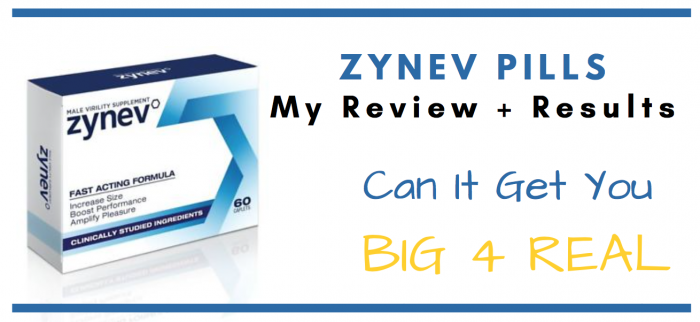 featured image of Zynev Pills for usa consumer report