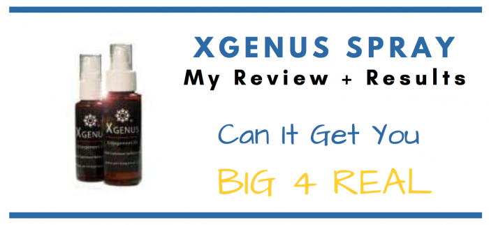 xgenus spray review featured image