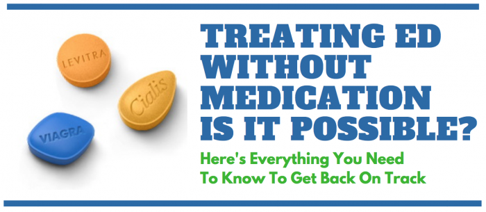 featured image for consumer information article on ed treatment without pills