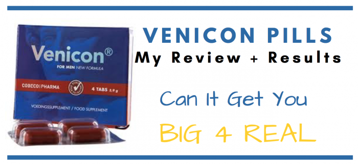 featured image of venicon pills for consumer review article