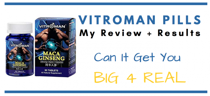 featured image of Vitroman pills for consumer review article