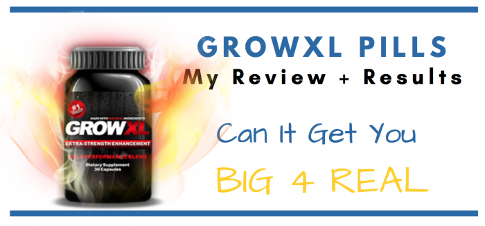 Growxl pills featured image for review article