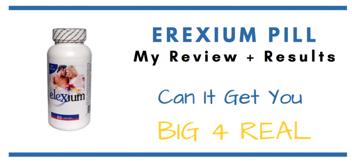 featured image of erexium pill for consumer review article