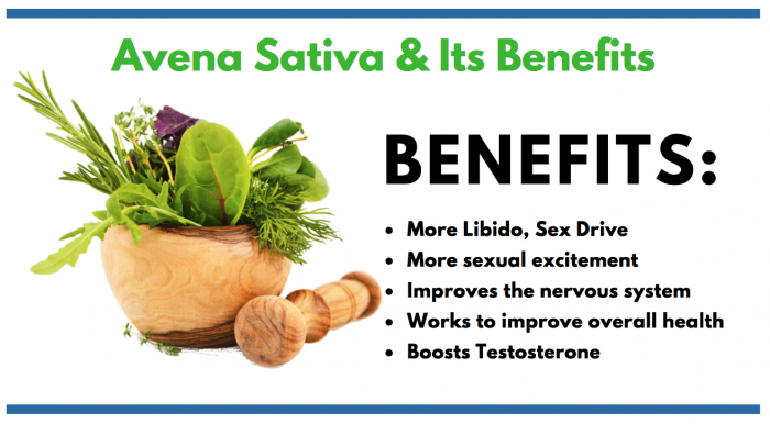 Avena Sativa featured image for consumer article on male enlargement