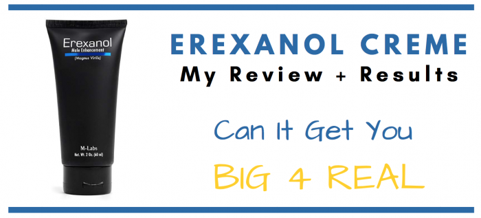 featured image of erexanol creme