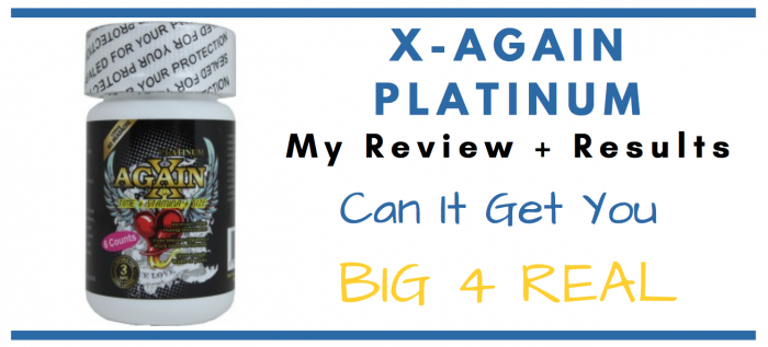 X-Again Platinum featured image of products for consumer review