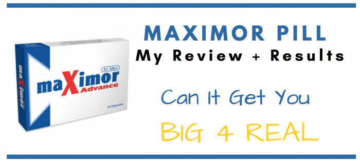 maximor pills featured image for review article