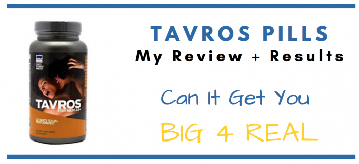 Tavros pill featured image for review article