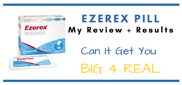 featured image of Ezerex pills for consumer review article