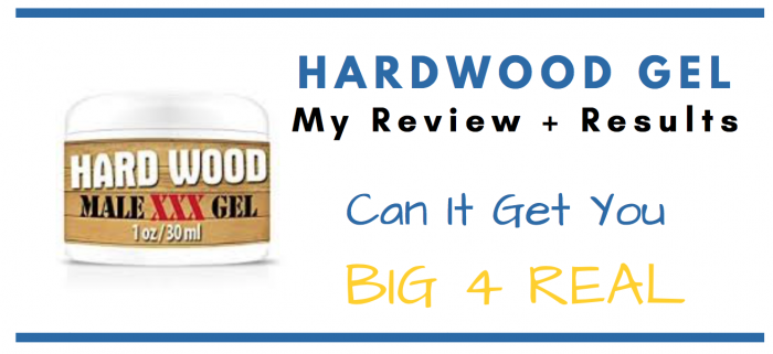 Hard Wood Male Enhancement Gel