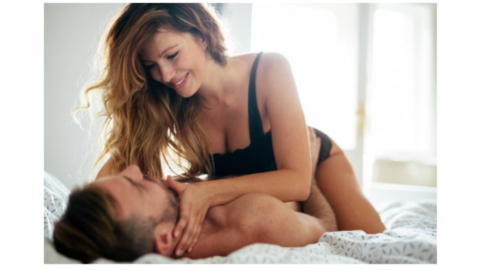 image of man and woman enjoying sex