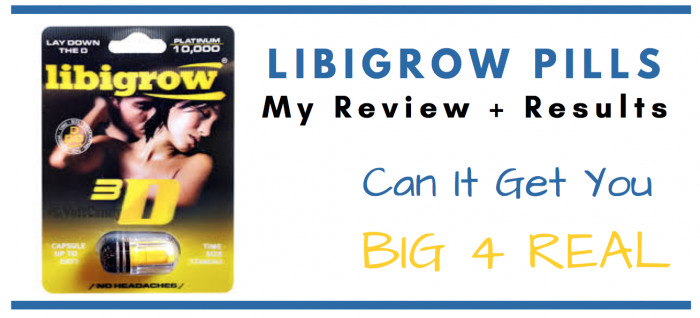 FEATURED IMAGE OF LIBIGROW PILLS PACKET