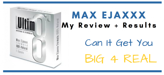 featured image of Max Ejaxxx pills for consumer report