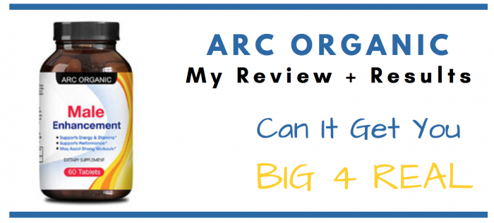 Arc Organic pill featured image for review article