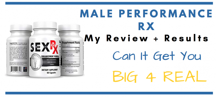 Male Performance Rx Pills featured image for consumer review article