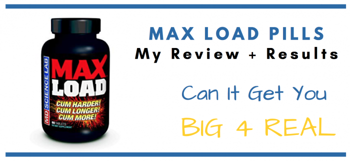 featured image of max load pills for consumer review article