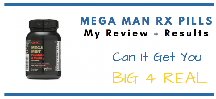 Mega Man RX pill featured image for consumer review article