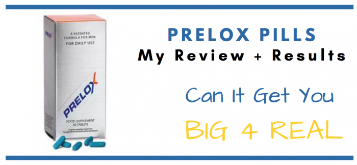 Prelox Pills featured image for review article