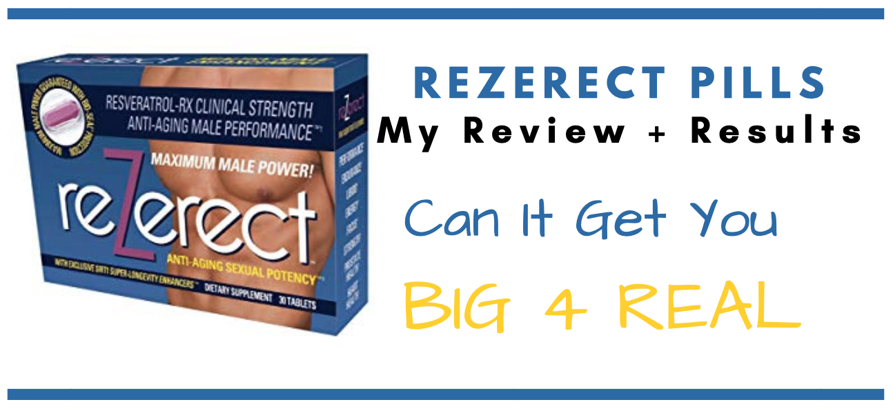 Rezerect male enhancement supplement